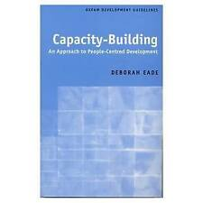 Capacity-Building: An approach to people-centred development (Oxfam Development