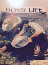 VINTAGE BOYS LIFE MAGAZINE - JANUARY 1971