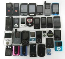 Lot of 31 MP3 Players; Mixed Brands and Models [For Parts Only] - Free Shipping