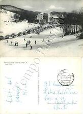 Cartolina di Subiaco, Monte Livata - Roma