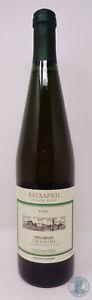 Dry White Wine TRAMINI BATAAPATI 1996