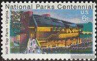 EEUU 1068 (edición completa) nuevo 1972 parque nacional