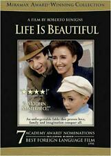 Life is Beautiful (Dvd, Widescreen) New