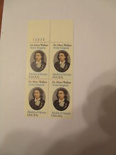SCOTT #2013 DR MARY WALKER Surgeon 1982 - 20 Cents Stamp  111111 UL