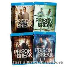 Prison Break: Complete Wentworth Miller Series Seasons 1 2 3 4 Box/BluRay Set(s)