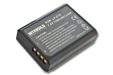 Batterie 1100mAh pour Canon EOS 1100, 2000D, 4000D LP-E10 LPE10 LP-E 10 ACCU