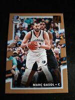 2017-18 Donruss Basketball #73 Marc Gasol Memphis Grizzlies