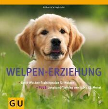 Welpen-Erziehung von Katharina Schlegl-Kofler (2010, Taschenbuch)