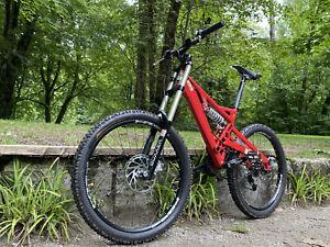downhill bike 26 zoll