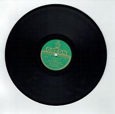 78T Ruddy CASTEL & Eddie WARNER Phono TERRE TROPICALE Chanté ODEON 279807 RARE