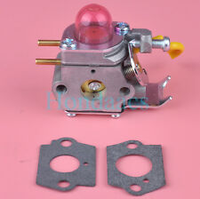 Carburetor Carb For Craftsman Poulan TE475 TE475Y Gas Trimmer USA