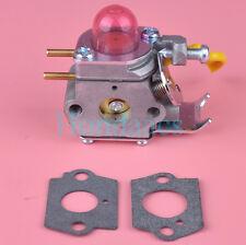 Carburetor For Poulan Weedeater Trimmer 530071752 & 545081807 ZAMA C1U-W18 Carb
