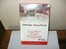 Leather Cleaning Master Care Protection Kit Type A & P New Sealed See details