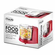 FineLife Electric Compact Mini Food Chopper
