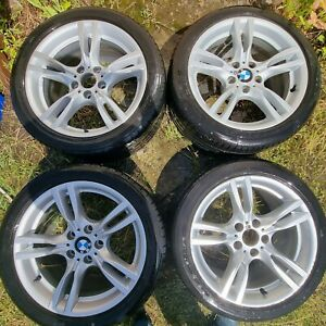 BMW Alloys 18 inch Staggered Style 400m with Tyres