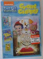 Bubble Guppies: Puppy & The Ring DVD