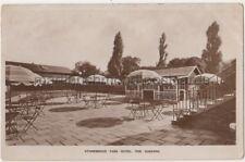 Stonebridge Park Hotel, The Gardens, London Middlesex RP Postcard B767