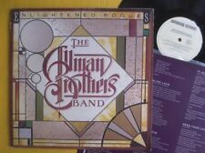 The Allman Brothers Band Lp + insert - Enlightened Rogue