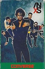 INXS ‎On My Way Suicide Blonde [ Demolition mix ] CASSETTE single PROMO Converse