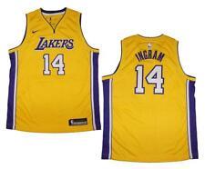 new concept 35bf4 3076e New ListingYouth Nike Los Angeles Lakers  14 Brandon Ingram Gold Swingman  Jersey L (14 16)