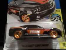 HW HOT WHEELS 2016 HW SPEED GRAPHICS #4/10 '13 COPO CAMARO HOTWHEELS VHTF BLACK