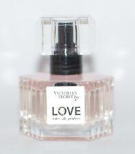 NEW VICTORIA'S SECRET LOVE EAU DE PARFUM PERFUME MIST SPRAY TRAVEL SIZE 7.5 ML