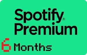 Spotify Premium / New / 180 days / Worldwide