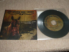 THE ORANGE MAN THEORY - riding a cannibal horse from here to   9 Track Promo CD