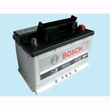 Batteria auto BOSCH - 70AH - Spunto 640A - mm. 278x175xH190