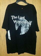 Halloween T-shirt ( The Last Werewolf )