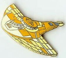 Star Trek Cardassian Ship Cloisonne Pin (STPI-CD01)