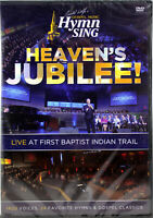 Gospel Music Hymn Sing Heaven's Jubilee NEW DVD First Baptist Indian Trail