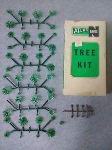 Atlas N Gauge Tree Kit #2811-100 ~ TS