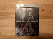 Call of Duty: Modern Warfare 2 Hardened Edition for Xbox 360 NO GAME DISC!!!