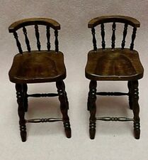 Black #CLA10920 Dollhouse Miniatures 1:12 Scale Bar Stand