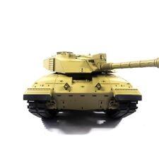 New 2.4GHz British Challenger 2 R/C S&S 1:16 Tank(Super Version)