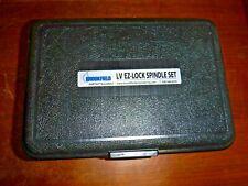 Brookfield Viscometer LV EZ-Lock Spindle Set with Case
