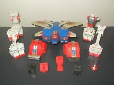 gobots transformers power warrior combiners courageous