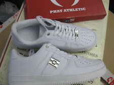 nib PHAT FARM PHAT ATHLETIC PALISADE LO FASHION ATHLETIC SHOES SZ 13 US WHITE