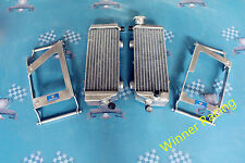 Alloy Radiator & Guards KTM 250/350/450/500/530 EXC-F/EXC-R/XC-W/XCF-W 2008-2015