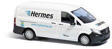 Busch 51121 - 1/87 / H0 Mercedes-Benz Vito - Hermes Versand - Neu