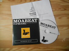 CD HipHop moabeat-TOP MODEL (2) canzone PROMO New Noise/Labels presskit