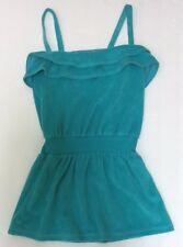 XHILARATION Turquoise Beach Pool Coverup Girls Youth Size 4/5