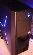 Alienware i7-7700 32GB RAM 256GB PCIe + 1TB HDD GTX1060 460W PSU Aurora R6 PC
