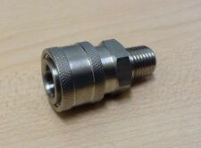 Power Pressure Washer Fitting Male 14 Stainless Quick Connect Legacy