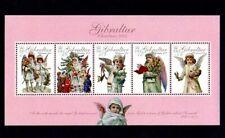 GIBRALTAR 2005 CHRISTMAS ANGELS MINIATURE SHEET MNH