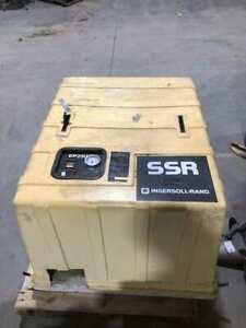 Ingersoll-Rand SSR-EP25U 25HP Rotary Screw Compressor 125PSIG 460V 3PH 12387Hrs