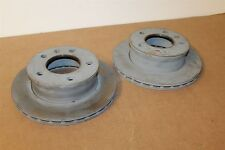 Front Brake Discs VW LT28 LT35 LT46 1997 - 2003* 2D0615301D New genuine VW part