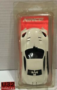 Ninco Prorace Evo 80868 Bodywork Complete Lexus White MB
