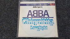 Abba - Chiquitita 12'' Disco Vinyl Germany